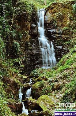 آبشار لونک سياهکل
