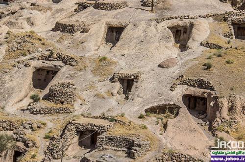 روستای صخره ای میمند