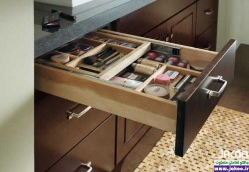 بزرگ تر کردن فضای آپارتمان های کوچک از طریق نظم دهی به وسایل