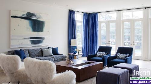 بزرگ تر کردن فضای آپارتمان های کوچک از طریق حذف مبلمان غیر ضروری