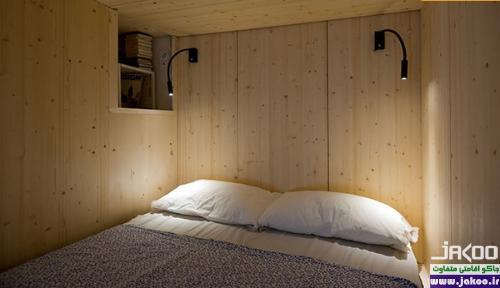 طراحی آپارتمان 35 متری