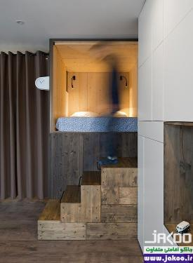 طراحی نوین در ساخت آپارتمان های کوچک