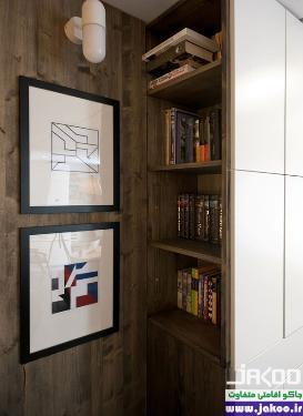 طراحی آپارتمان کوچک