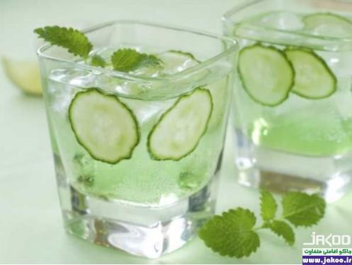 نوشیدنی های موثر در رفع عطش، شربت سکنجبین
