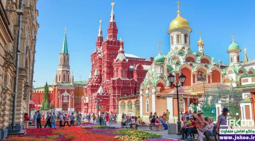 دیدنی های شهر مسکو، بزرگترین شهر قاره اروپا