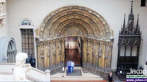 بازدید از  موزه پوشکین مسکو