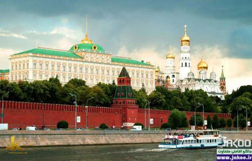 الماس اورلوف در موزه شهر مسکوی روسیه