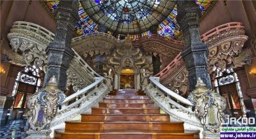 نماد مذهب شرق در موزه های تایلند