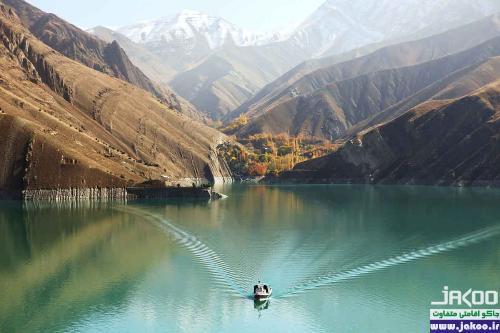 منطقه رویایی و طبیعت زیبای دریاچه های رشته کوه های البرز