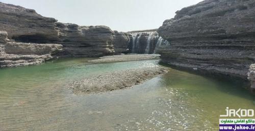 منظره طبیعی بکر در دل کویر سیستان و بلوچستان