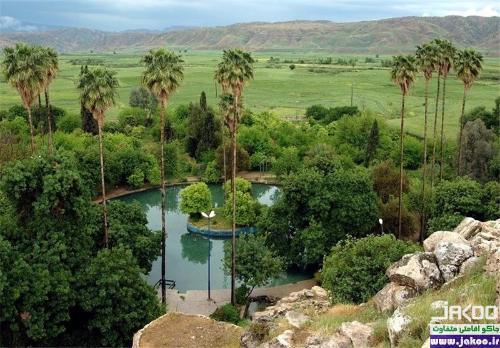 باغهای زیبای دوره اسلامی در استان کهگیلویه و بویراحمد
