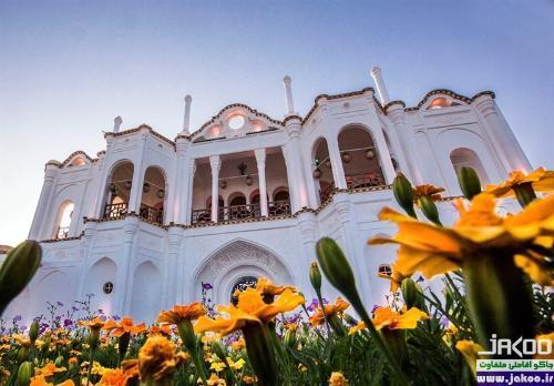 باغ فتح آباد، یکی از درخشانترین باغهای کرمان