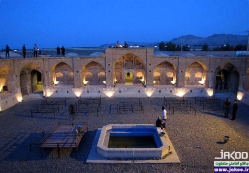 بزرگ ترین و تاریخی ترین کاروانسرای ایران