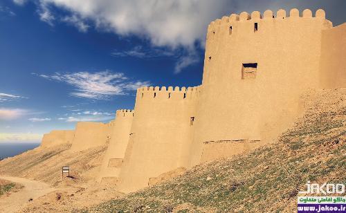ارگ ناریت، دومین بنای گلی ایران