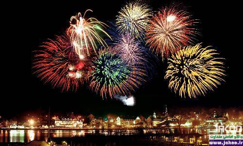 آیین های کریسمس کشورهای مختلف در شب سال نو