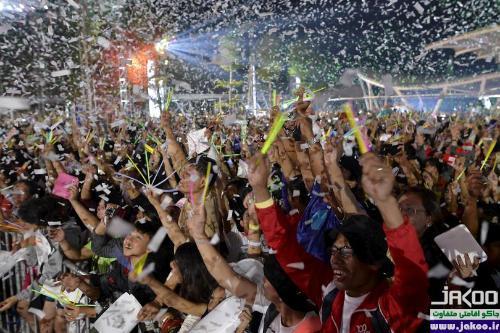 آداب و رسوم مردم فیلیپین در شب سال نو
