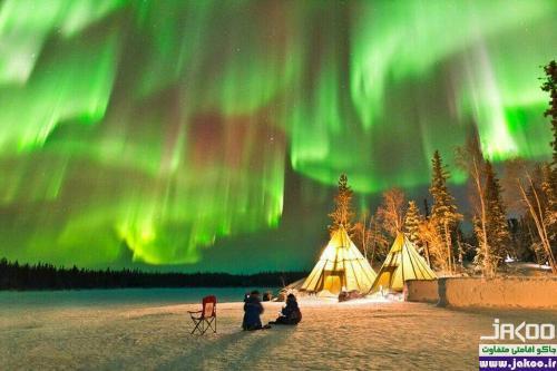 سه مقصد طلایی برای تماشای پدیده زیبای شفق قطبی