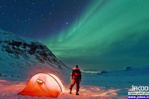 بهترین زمان تماشای شفق قطبی