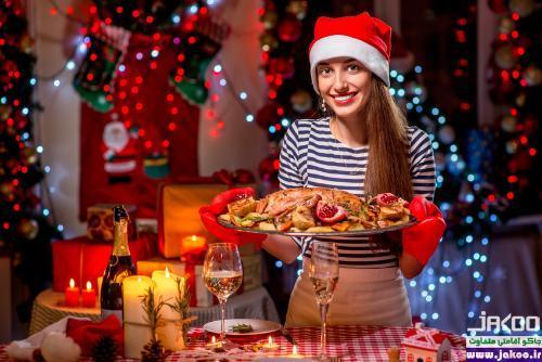 سفر و گردشگری غذایی، خوراکی های مخصوص شب کریسمسی
