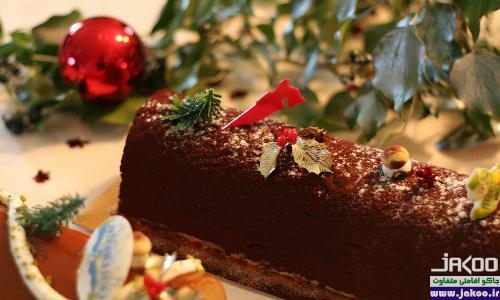 خوراکی های مخصوص شب کریسمس، دسر بوچه دل نوئل در فرانسه