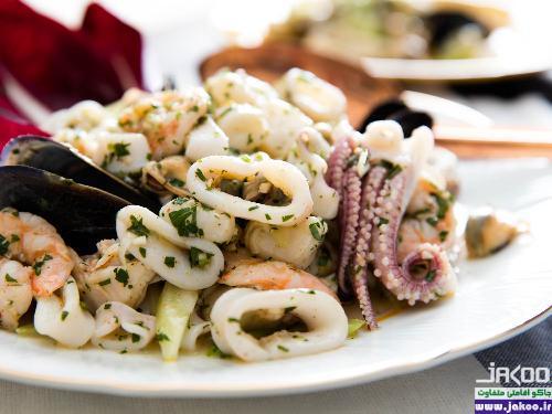 خوراکی های مخصوص شب کریسمس، ضیافت هفت ماهی در ایتالیا