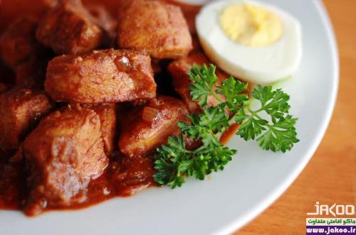 خوراکی های مخصوص شب کریسمس، خورش مرغ فوق العاده تند دورو وات در اتیوپی