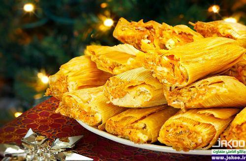 غذایی مخصوص شب کریسمس در مکزیک