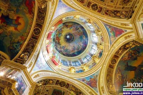 دیدنی های مسکو، کلیسای بزرگ جامع سنت بازل