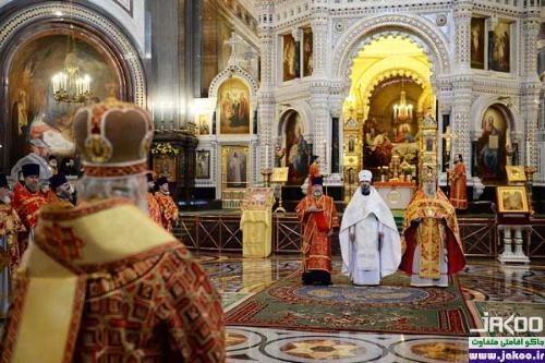 شهرهای تاریخی سن پترزبورگ و مسکو، کلیساهای زیبا و تاریخی
