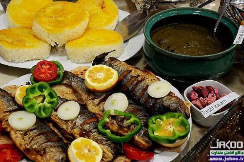 آشپزی ملل یا توجه به خوراکی های سنتی و بومی ایران
