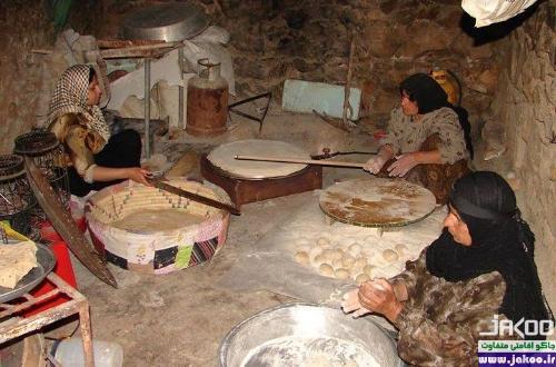 هفده نوع نان در سفره مردم کهگیلویه و بویر احمد