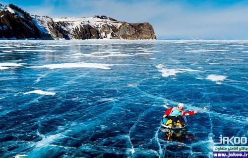 دیدنی ترین دریاچه های جهان، دریاچه عجیب و زیبای بایکال در روسیه