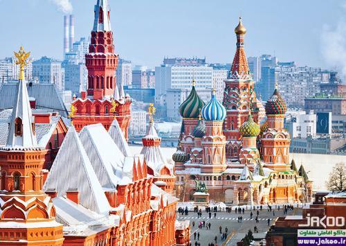 شهر مسکو،  پرجمعیت ترین و بزرگ ترین شهر اروپا