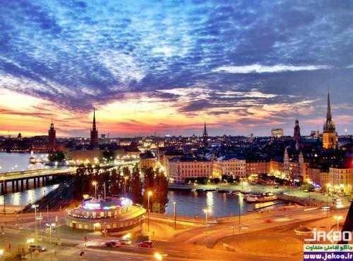 جاذبههای برتر گردشگری شهر استکهلم