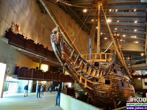 کشتی تاریخی واسا، از توانمندترین کشتیهای ساخته شده در دنیا