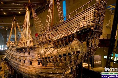 پر بازدید ترین موزه استکهلم سوئد