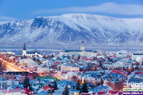 ورود سالانه دو میلیون گردشگر به کشور کوچک ایسلند