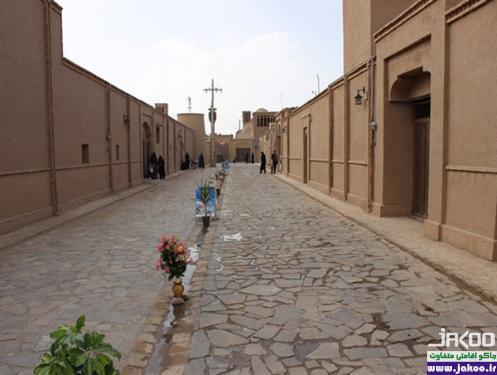 روستای دیدنی و گردشگری ریاب شهرستان گناباد