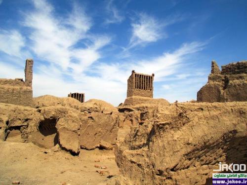 قلعه دیدنی عمرانی گناباد