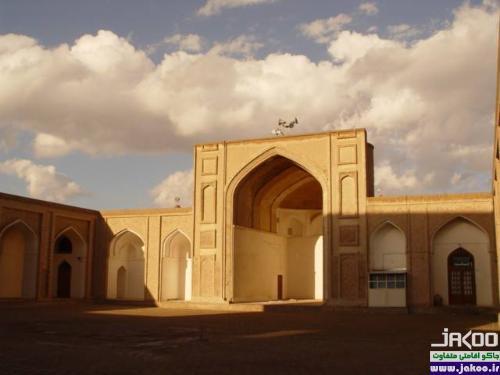 مسجد جامع گناباد، شاهکار مذهبی خراسان رضوی